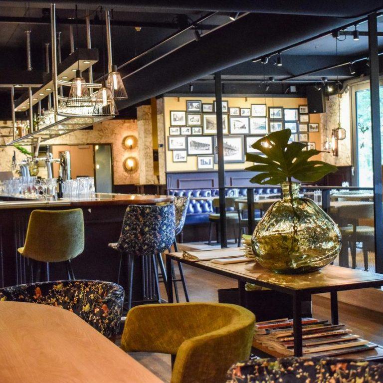 Ellen Herber interieurvormgeving de Borgh restaurant