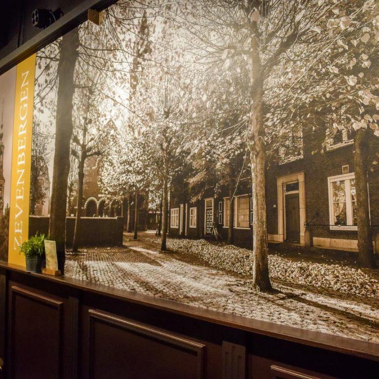Ellen Herber interieurvormgeving de Borgh wallpaper